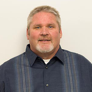 Photo of Dave Campbell Vice President