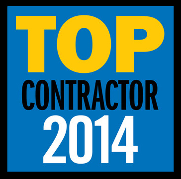 Photo of Top Contractor 2014
