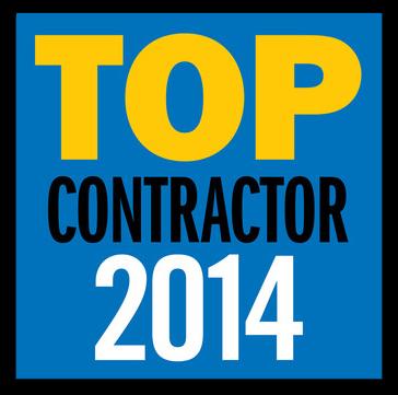 Photo of Top Contractor 2014
